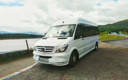 16 Seater Mini Coach Hire