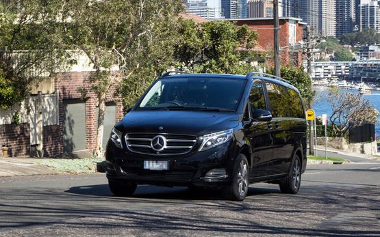 V-Class Business Chauffeur Hire