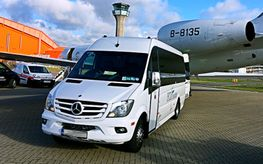 16 Seater executive Mini coaches Hire